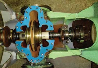 Marine Industry - Refurbished components   United Van Der