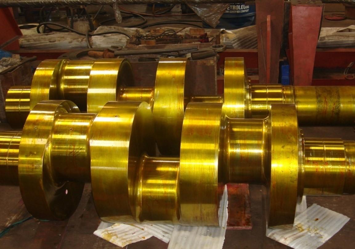 Other Industries - Refurbished components   United Van Der